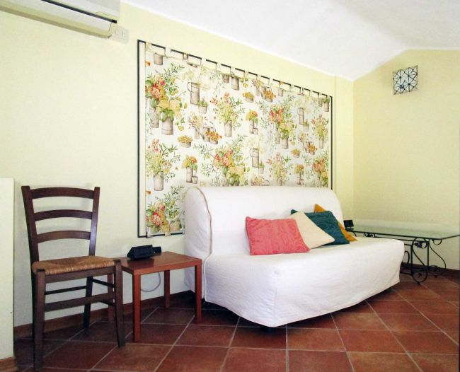 Lilium - Suite con vista - Salotto